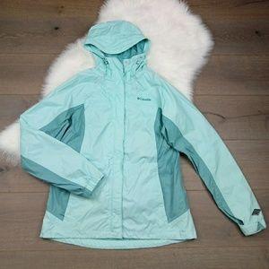 WATERPROOF Columbia OMNI-TECH Jacket